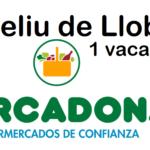 PERSONAL DE SUPERMERCADO en Sant Feliu de Llobregat