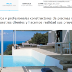 Empresa de piscina situada en Manresa necesita, chófer camió
