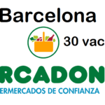 PERSONAL DE SUPERMERCADO en Barcelona