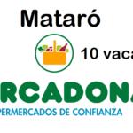PERSONAL DE SUPERMERCADO en Mataró