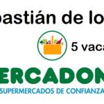 PERSONAL DE SUPERMERCADO en San Sebastián de los Reyes