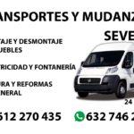 Transportes y Mudanzas SEVEN