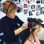 Peluquera i Maquilladora especializada en cambios de look