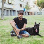 Educación canina y paseadora de perros