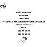 SERVICIO DE PELUQUERÍA