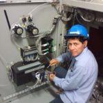 Electromecanico montajista