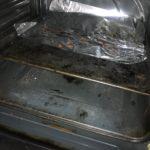 Necesito ayuda para limpiar un horno