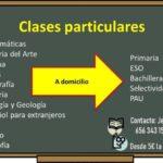 Imparto clases