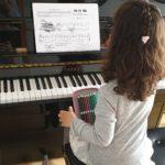 CLASES DE PIANO,CANTO Y SOLFEO