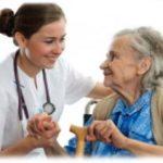 Me ofrezco como cuidadora de personas mayores
