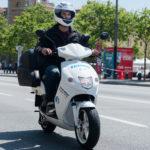 REPARTIDORES MOTO BARCELONA