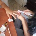 Manicura pedicura gel domicilio