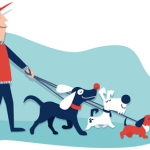 Paseador de perros vilafranca del pendes