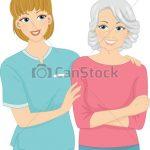 Niñera y acompañante de personas mayores
