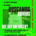 BUSCAMOS REPARTIDORES