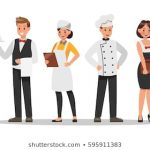 Cocina/Sala Pequeño restaurante