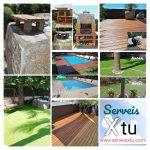 Instalación de cesped artificial, mantenimiento de jardines, instalación riego automático, albañ ...