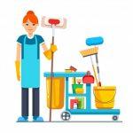 Te limpio tu casa por ti