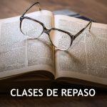 Clases de refuerzo y ampliación