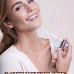 Se preciosa chica para Perfumeria