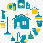 Limpieza casa y planchar