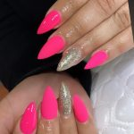 Manicura pedicura uñas