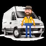 Se ofrece servicios de transporte y mudanzas
