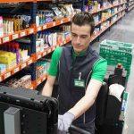 Reponedor para importante supermercado en Les Roquetes