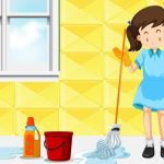 Busco trabajo de limpiadora y planchadora