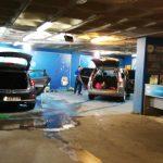 Operario para lavadero de coches