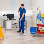 Empresa de mantenimiento y limpiezas en edificios oficiales