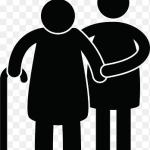 cuidadora de mayores