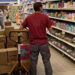 Buscamos reponedor para importante supermercado