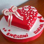 Necesitamos 50 pasteles de este tipo para San Valentín