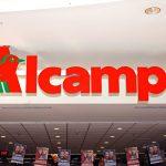 Cajeros en supermercado ALCAMPO