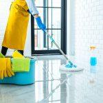 Servicios de limpieza, canguro