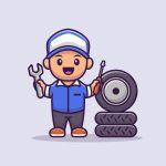 Mecánico automóvil
