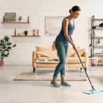 Buscamos limpiadora para piso