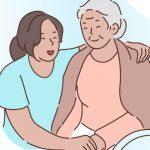 Cuidador persones grans