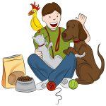Cuidador perro