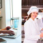 Busco trabajo de cocinera y ayudante de cocina