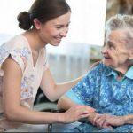 Busco trabajo cuidado de persona mayor