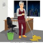 Busco trabajo de limpieza
