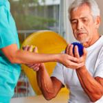asistente de enfermería geriatríca